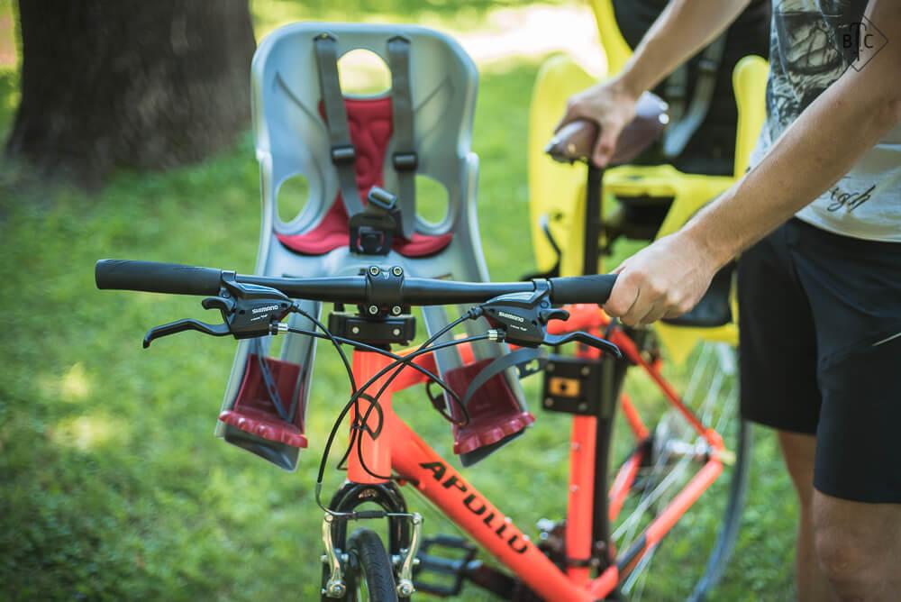Велокресло Bellelli