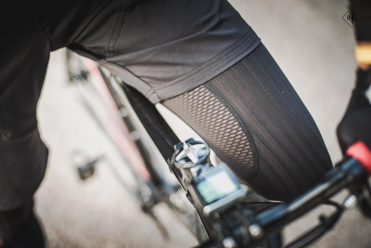 Термобелье для езды на велосипеде в холод