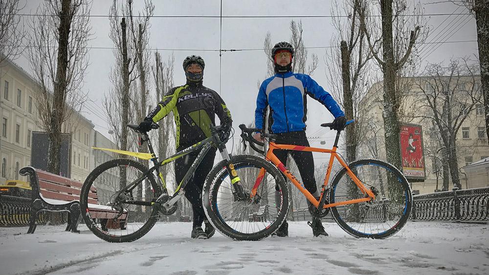Как выбрать термобелье для езды на велосипеде в холод
