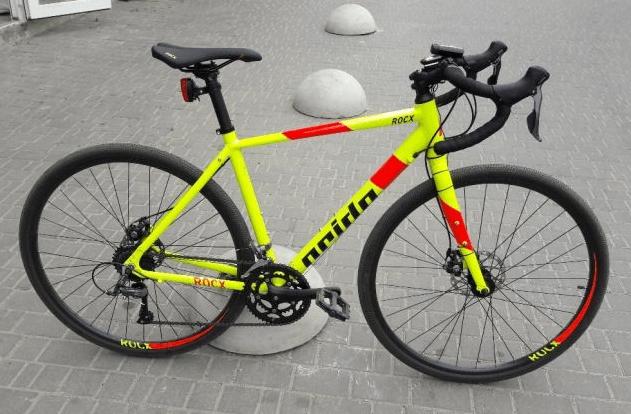 Велосипед Pride Rocx 8.1
