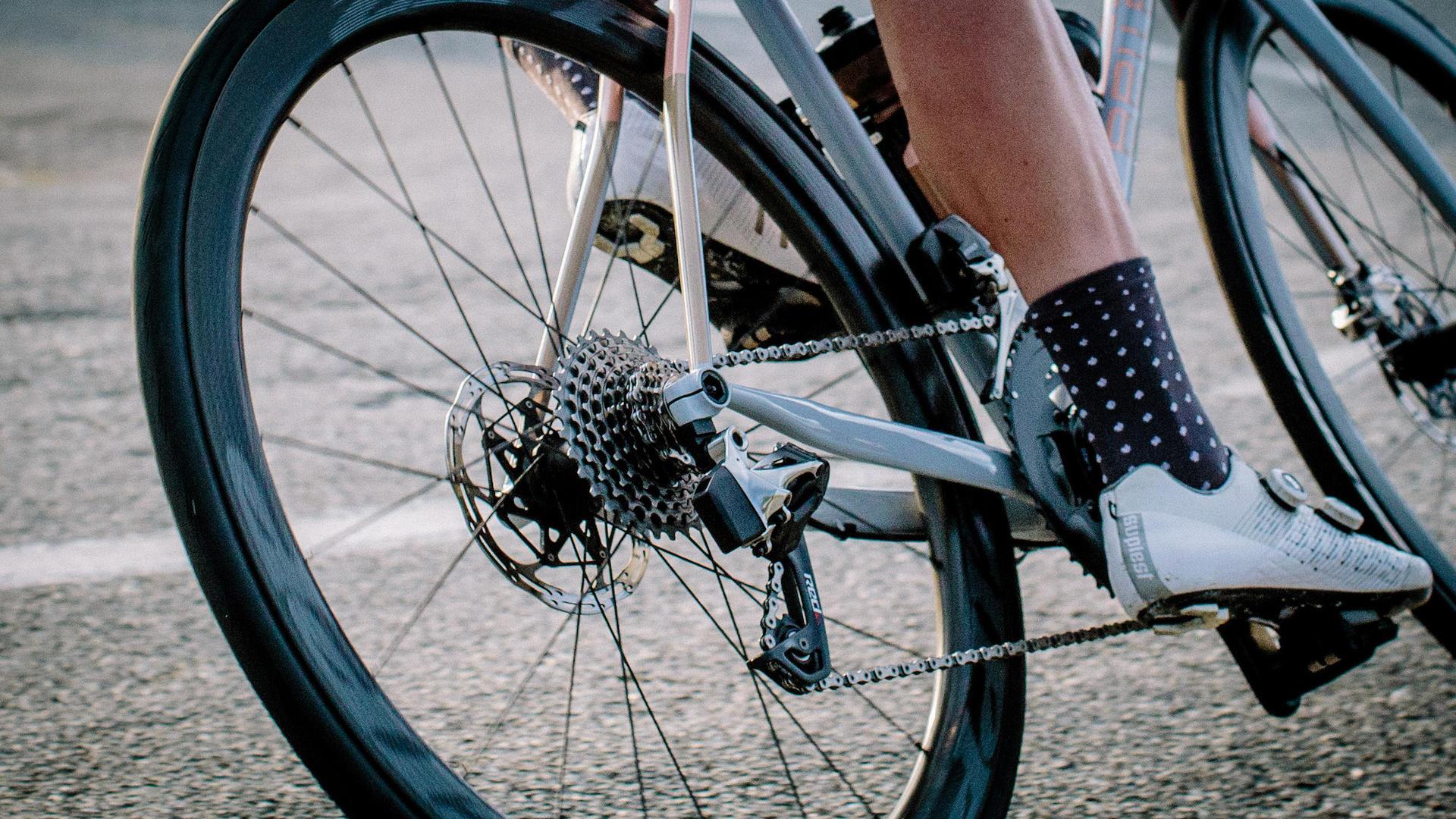 SRAM disc brakes